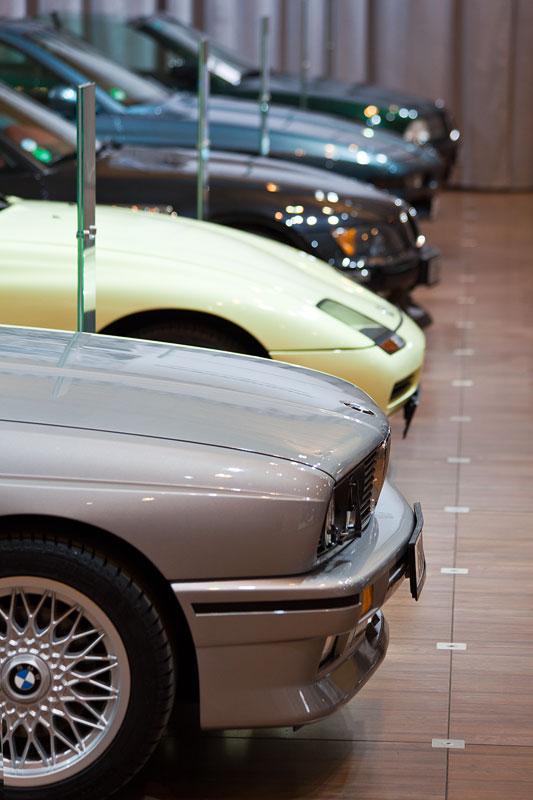 BMW M3, ausgestellt auf der Techno Classica 2013 in Essen