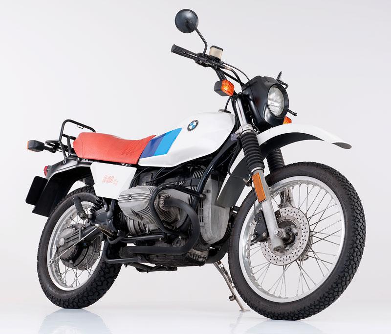 BMW R 80 G/S (1980)