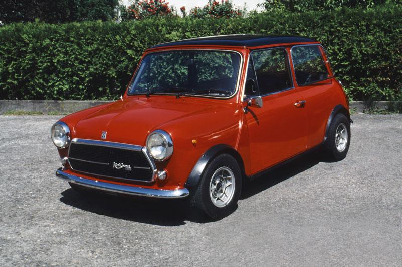 Innocenti Mini Cooper 1300 (1970)