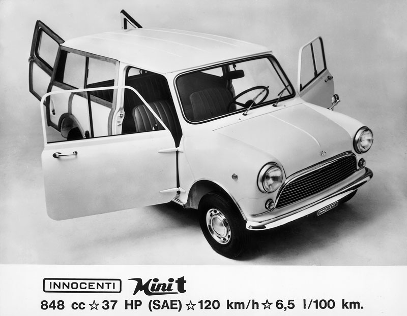 Innocenti Mini T Estate (1972)