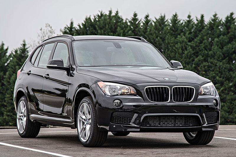BMW X1, 1. Generation, Modell E84