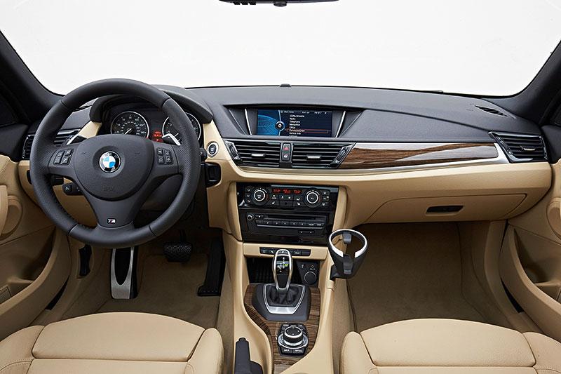 BMW X1, 1. Generation, Modell E84, Interieur