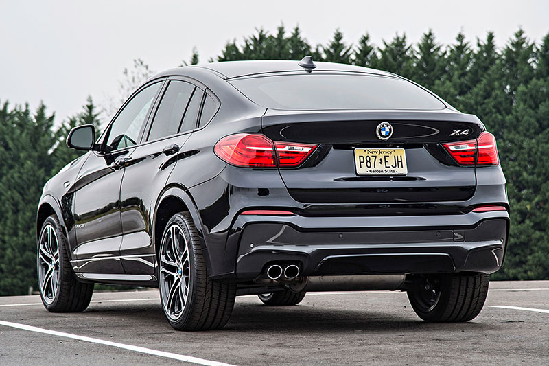 BMW X4, 1. Generation, Modell F26