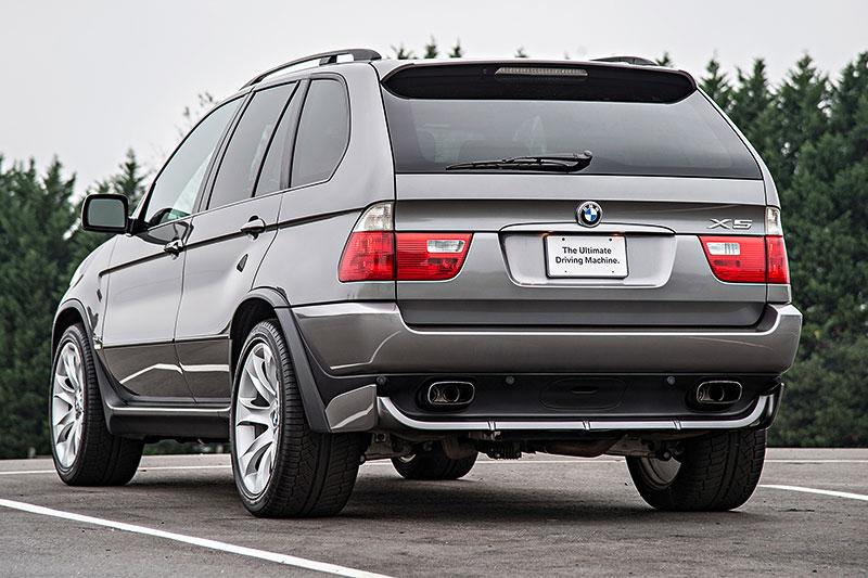BMW X5, 1. Generation, Modell E53