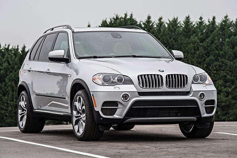 BMW X5, 2. Generation, Modell E70