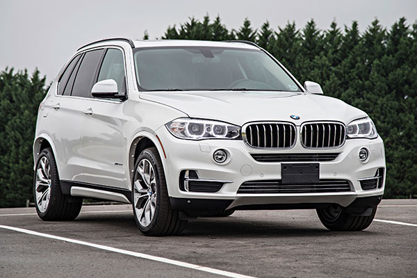 15 jahre bmw x modelle der neue bmw x5. Black Bedroom Furniture Sets. Home Design Ideas