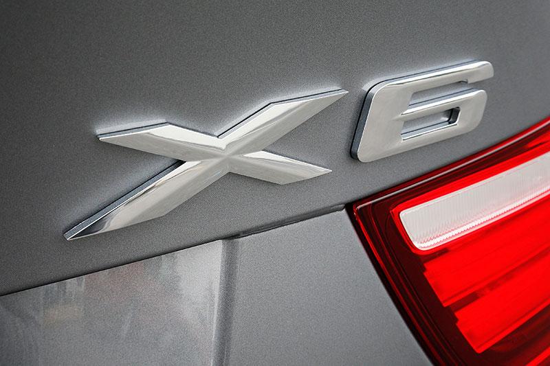 BMW X6, 1. Generation, Modell E71