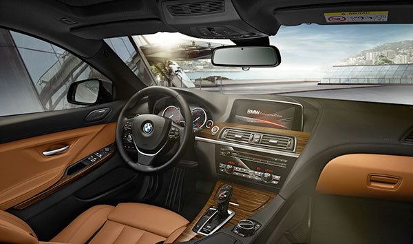 bmw 6er reihe facelift 2015 ausstattung luxus sthetik und fahrfreude nach ma. Black Bedroom Furniture Sets. Home Design Ideas