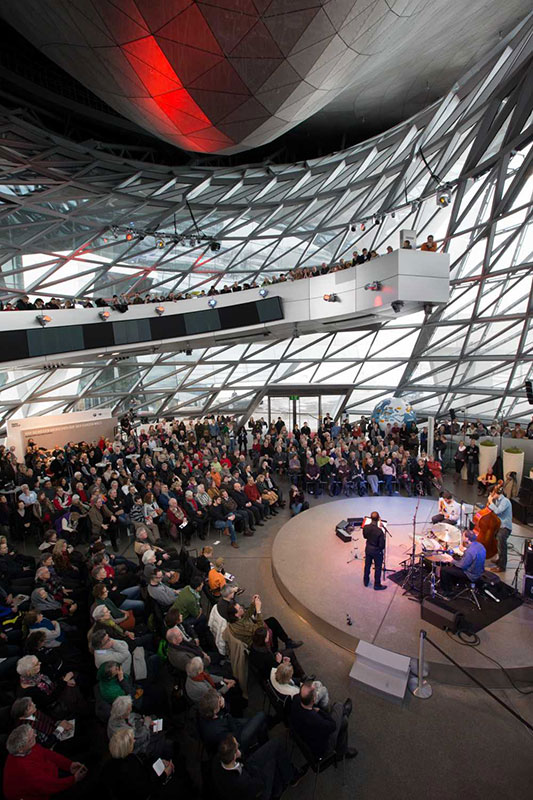 BMW Welt Jazz Award