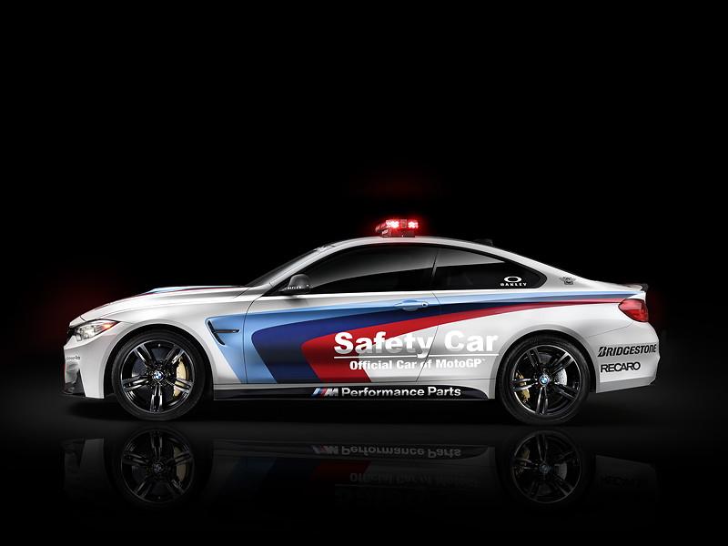 2014 BMW M4 Coupé MotoGP Safety Car