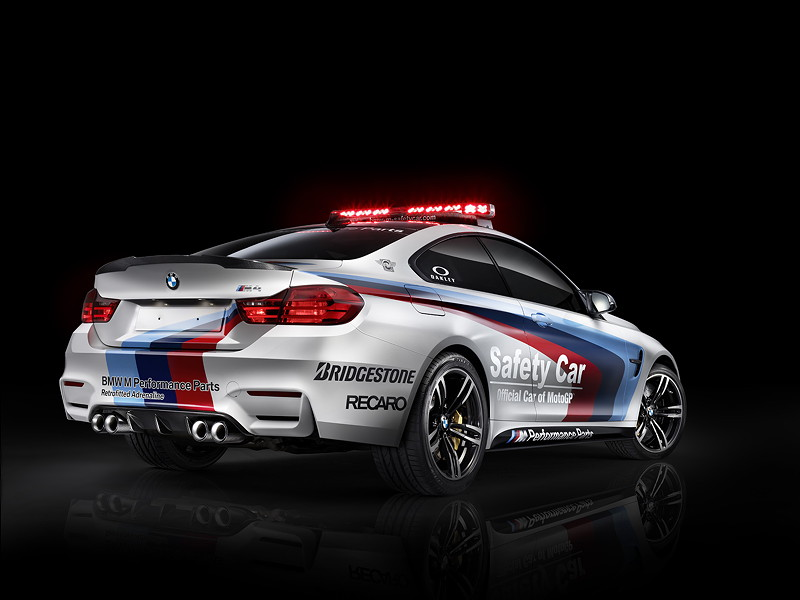 2014 BMW M4 Coupé MotoGP Safety Car