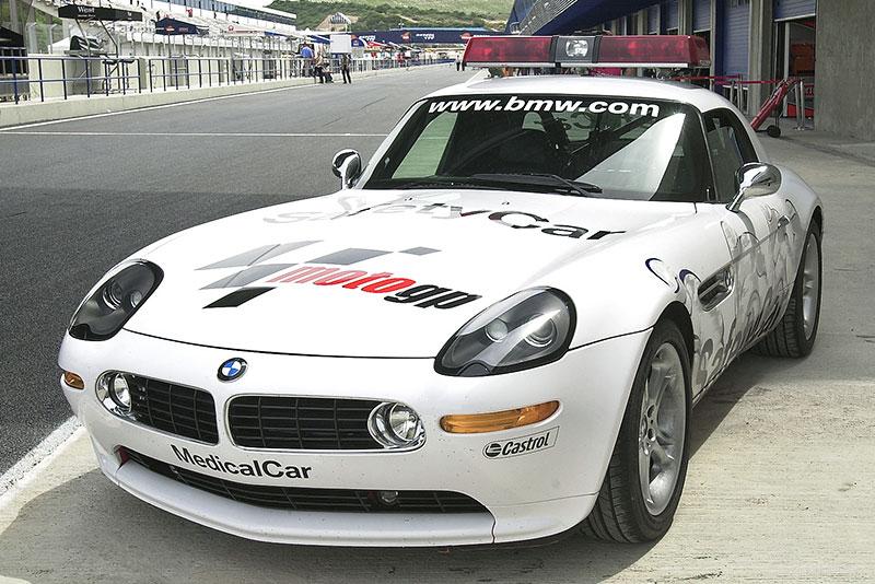 2002 BMW Z8 MotoGP Safety Car