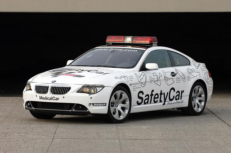 2004 BMW 6er Coupé MotoGP Safety Car.