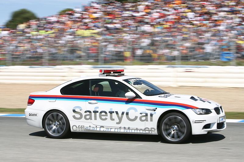 2008 BMW M3 Coupé MotoGP Safety Car.