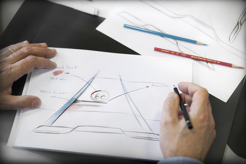 BMW Vision Future Luxury. Designprozess.
