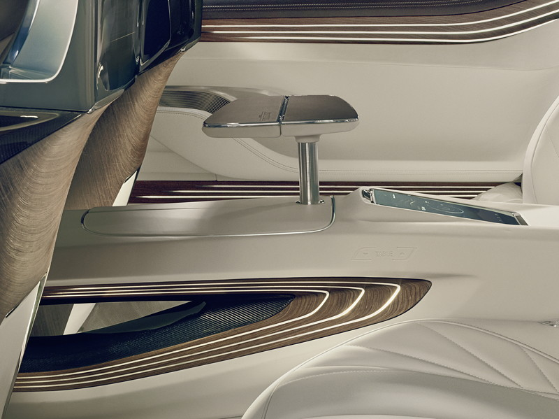 BMW Vision Future Luxury. Interieur.