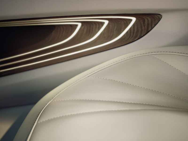 BMW Vision Future Luxury. Interieur.