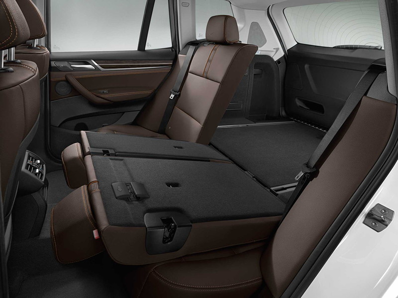 BMW X3, Modell F25, Facelift 2014