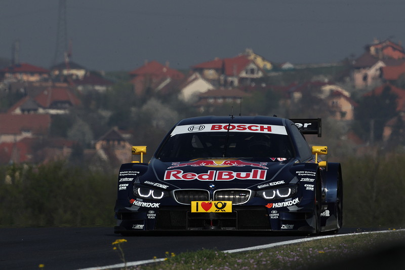 DTM Test am Hungaroring: Timo Glock, Red Bull BMW M4 DTM.