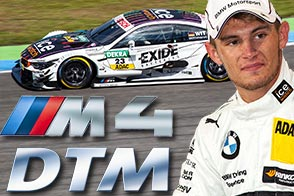 BMW in der DTM 2014.