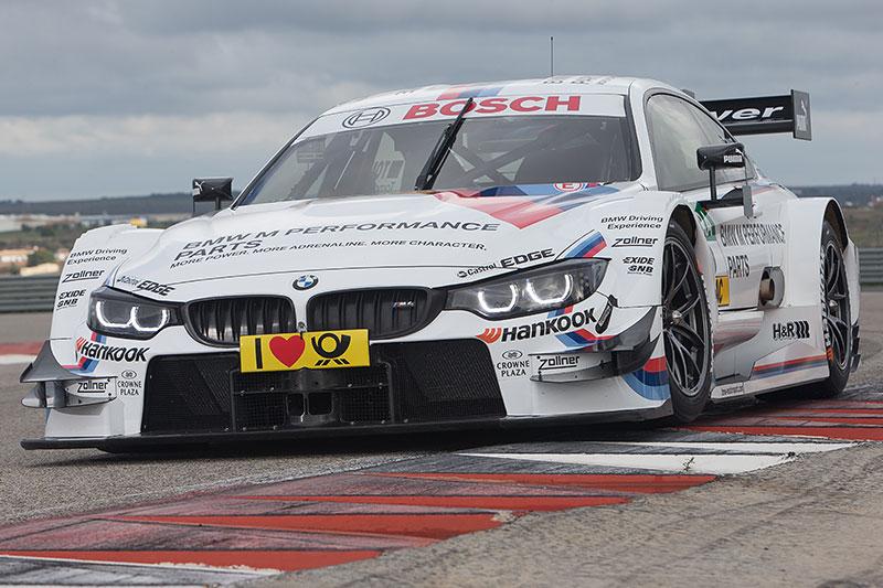 BMW M Performance Zubehör M4 DTMT