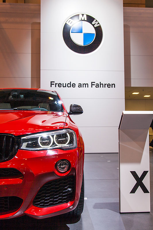 Foto Bmw X4 Xdrive35d F26 Mit Bmw M Performance