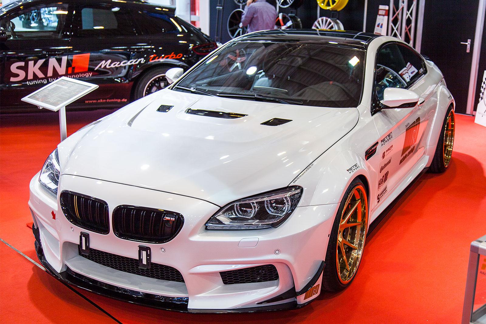BMW 650i (F13) mit SKN Leistungssteigerung auf 574 kW / 780 PS, vier Ausbaustufen zur Wahl