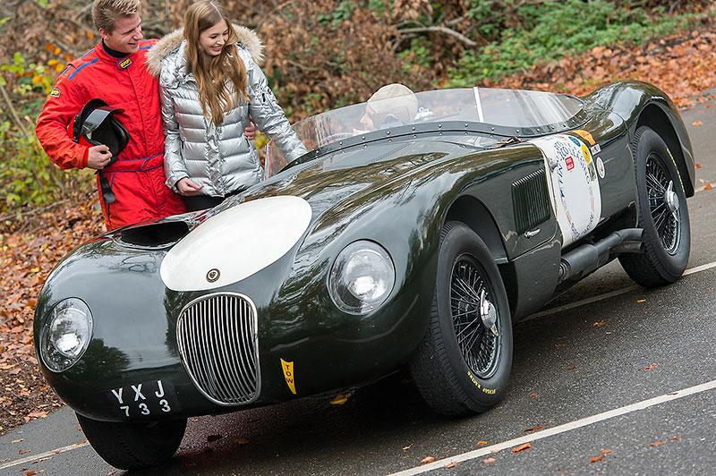 Oldtimer und Classic Cars: Sonderschau zu 80 Jahren Jaguar auf der Essen Motor Show
