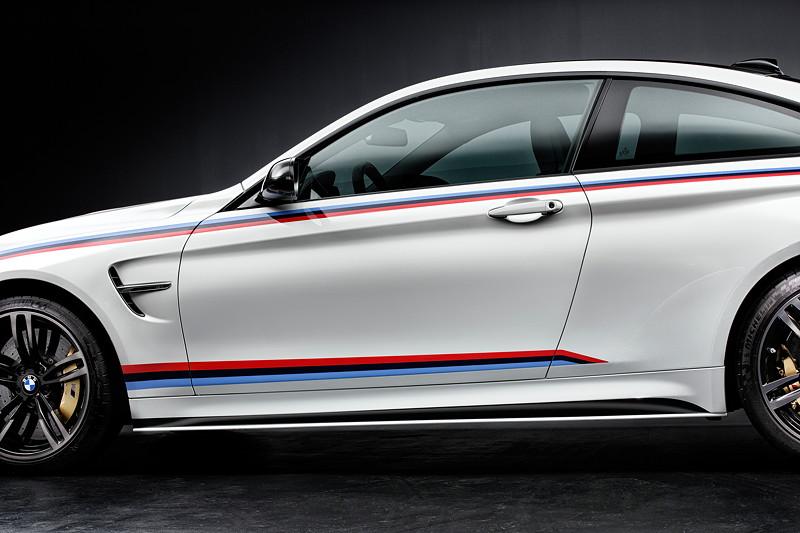 BMW M4 Coupé mit M Performance Parts