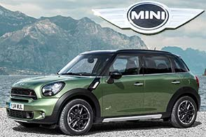 MINI Countryman, Facelift 2014, Modell R60 LCI