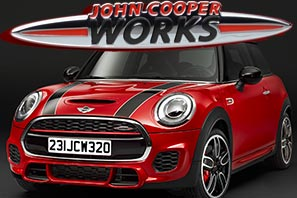 MINI John Cooper Works (F56): Steckbrief
