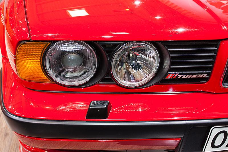Alpina B10 Bi-Turbo, Scheinwerfer