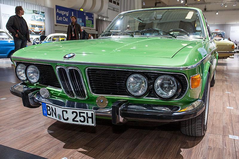 BMW 2.5 CS - das letzte BMW Coupé der Modellreihe E9.