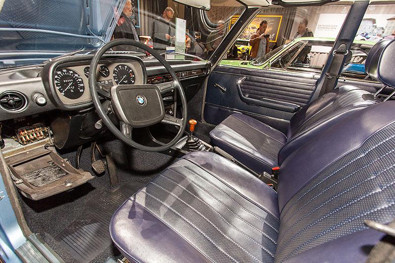 BMW 2.8 L, Interieur