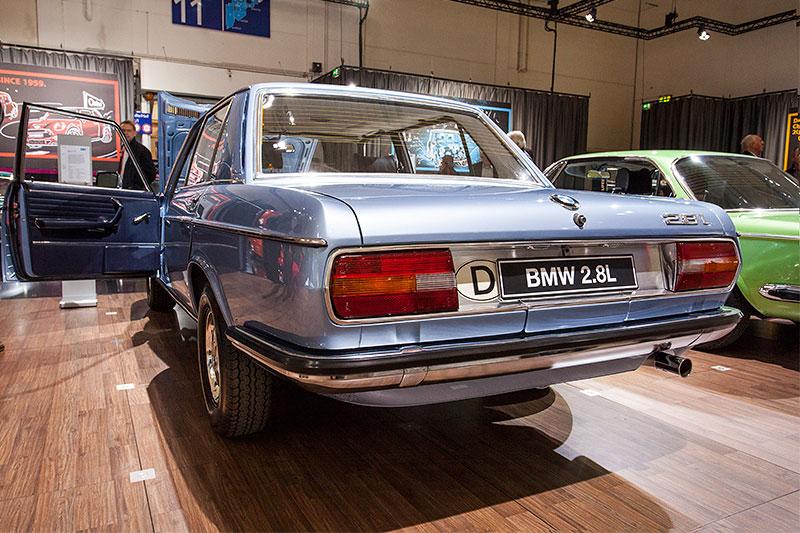 BMW 2.8 L, Leergewicht: 1.440 kg