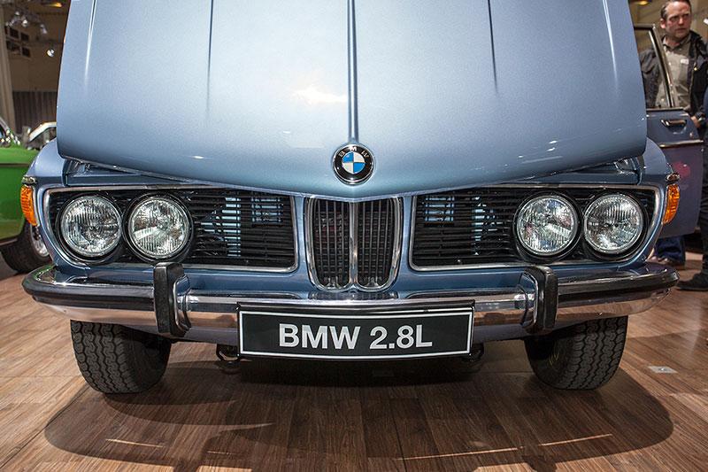 BMW 2.8 L, Baujahr 1975, ehemaliger Neupreis: 25.980 DM