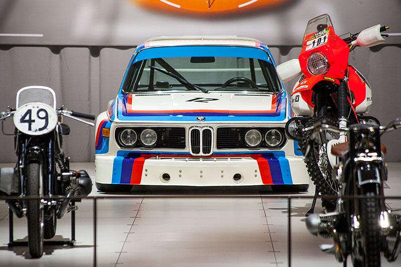 BMW 3.0 CSL Rennsport Coupé, Techno Classica 2014
