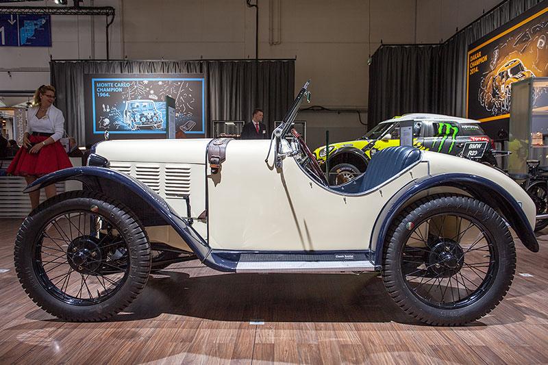 BMW 3/15 PS DA 3 Typ Wartburg, Baujahr 1930