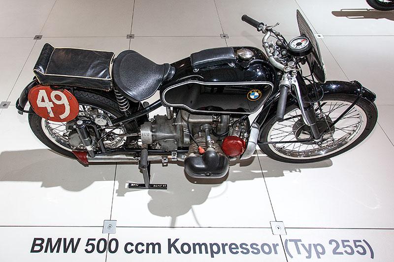 BMW 500 ccm Kompressor (Typ 255)
