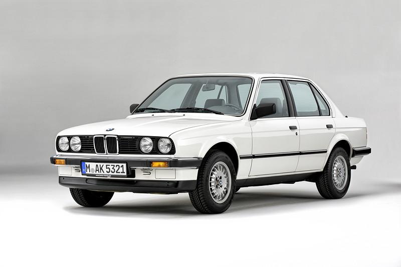 40 Jahre BMW 3er Reihe, Baureihe E30