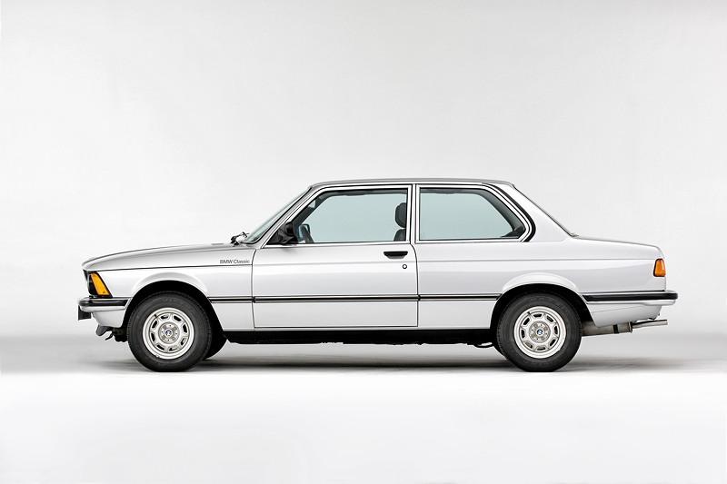 40 Jahre BMW 3er Reihe, Baureihe E21