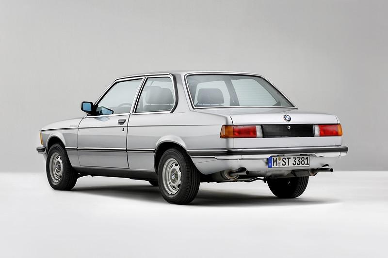 0 Jahre BMW 3er Reihe, Baureihe E21