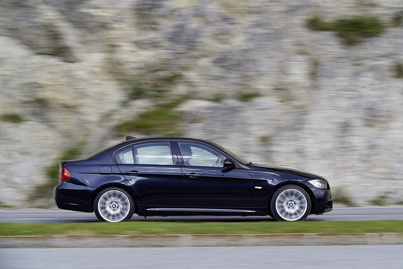 BMW 3er, Modell E90