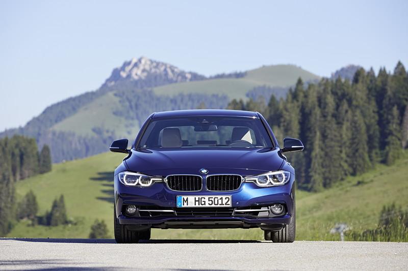 BMW 3er Reihe, Facelift 2015, Modell 340i, Sport Line