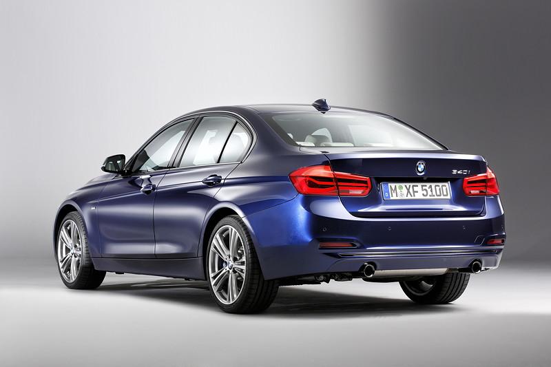 Die neue BMW 3er Limousine. Modell M Sport Line.