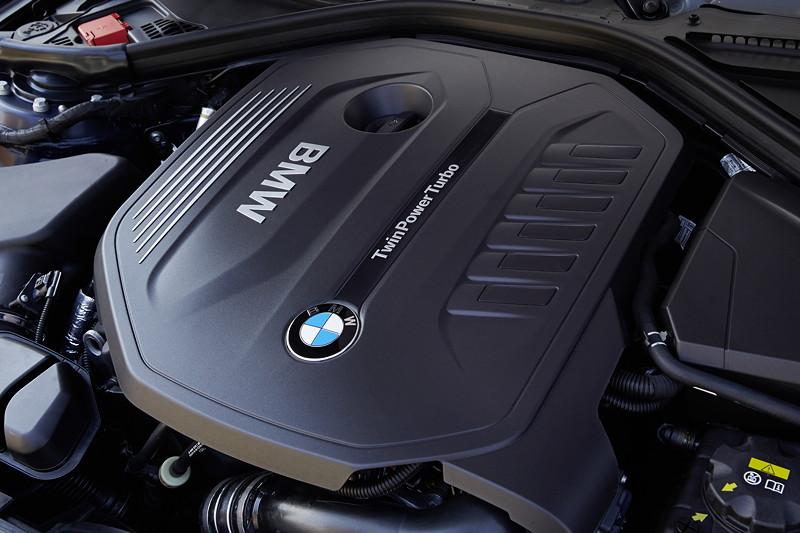 BMW 3er Reihe, Facelift 2015, Modell 340i, Sport Line, 6-Zylinder-Motor