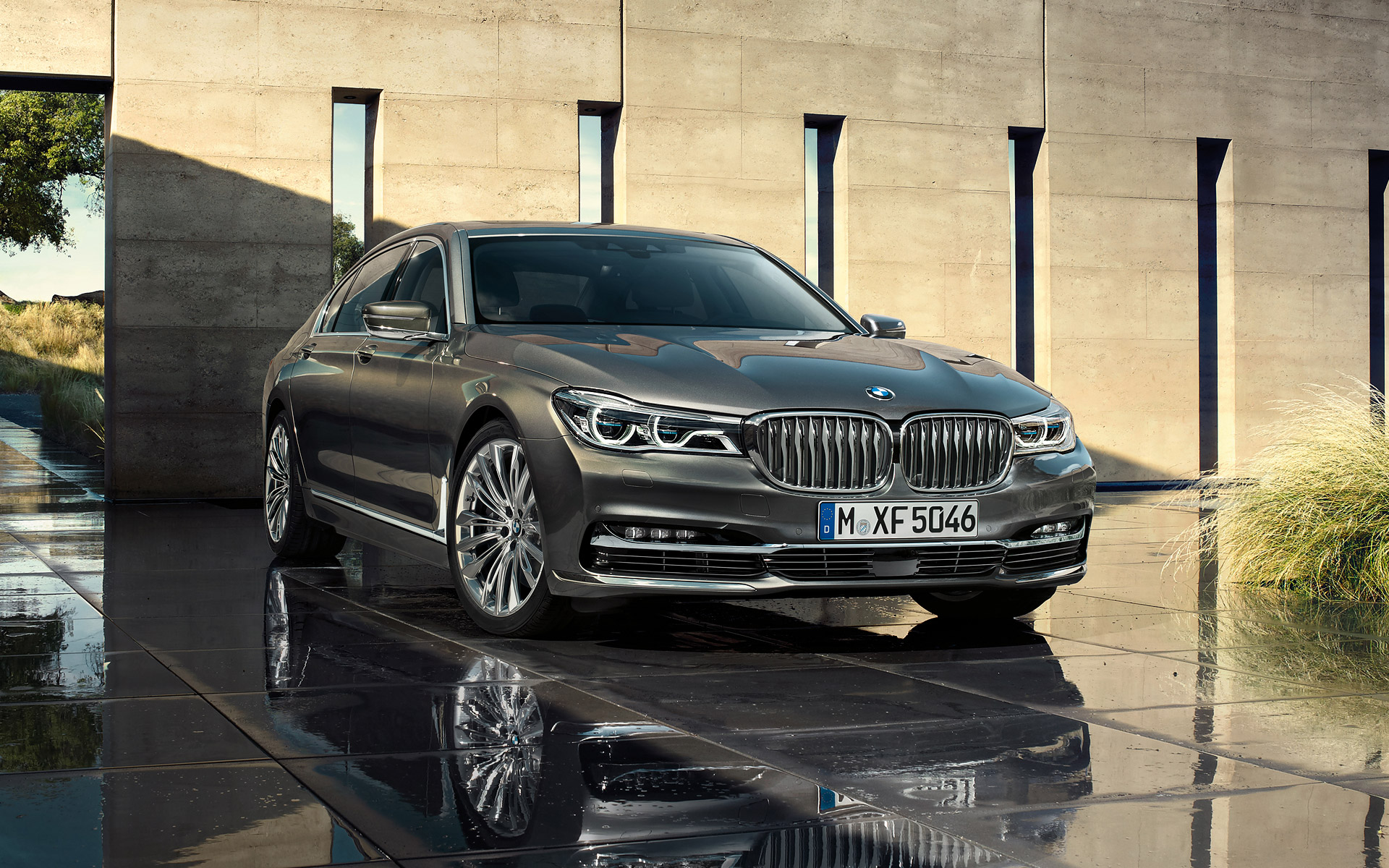 Bmw 7er G11 G12 Die Sch 246 Nsten Motive Als Wallpaper