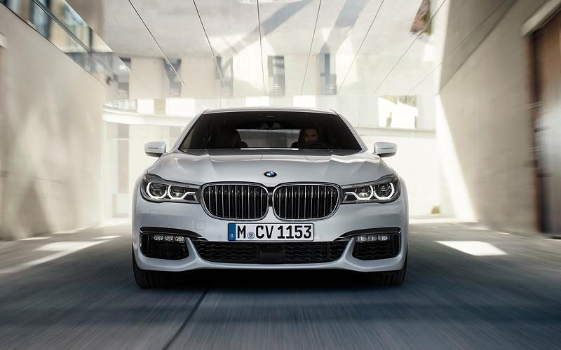 BMW 7er (G11/G12) - Wallpaper
