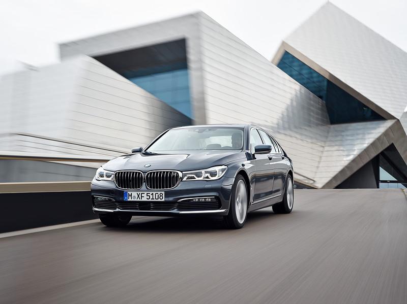 BMW 730d (Modell G11)