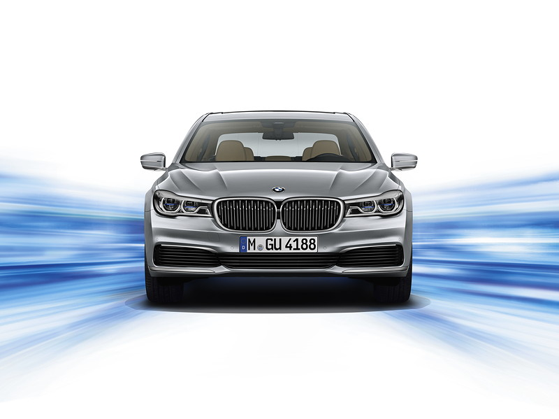 BMW 740Le (Modell G12)